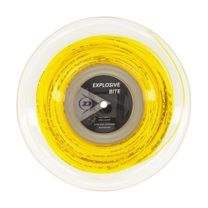 Monofilament String Dunlop Explosive Bite 1.30 200 m Reel  Yellow 10303300
