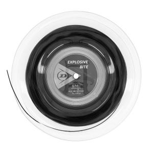Monofilament String Dunlop Explosive Bite 1.30 200 m Reel  Black 10303298