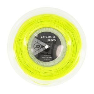 Monofilament String Dunlop Explosive Speed 1.25 200 m String Reel  Yellow 10303315