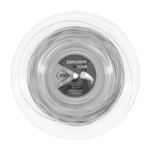 Monofilament String Dunlop Explosive Tour 1.30 200 m Reel  Grey 10308265