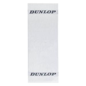 Tennis Towels Dunlop Logo Hand Towel  White/Black 307386