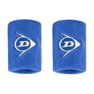 Muñequeras Tenis Dunlop Logo Munequeras  Royal 307383