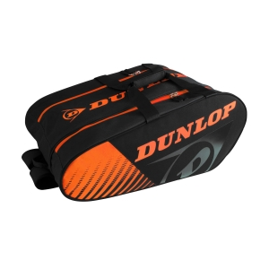 Padel Bag Dunlop Play Bag  Black/Orange 10295498