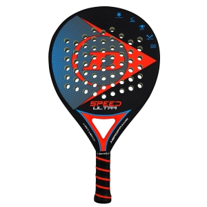 Padel Racket Dunlop Speed Ultra Padel  Black/Red/Blue 10312147