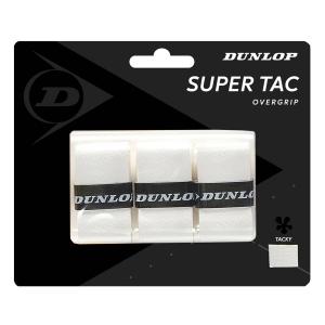 Sobregrip Dunlop Super Tac x 3 Sobregrips  White 10298360