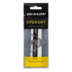 Overgrip Dunlop ViperDry Overgrip  White 10304772