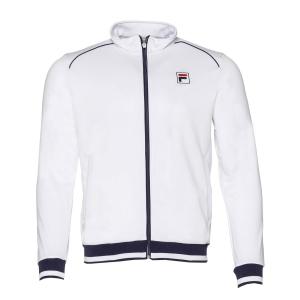 Giacche Tennis Boy Fila Ben Giacca Bambino  White FJL211003001