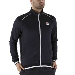 Men's Tennis Jackets Fila Ben Jacket  Black FBM211003900