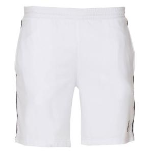 Pantaloncini e Pants Tennis Boy Fila Leon 7in Pantaloncini Bambino  White FJL211005001
