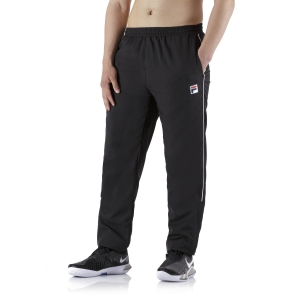 Pantaloni e Tights Tennis Uomo Fila Peter Pantaloni  Black FBM211006900