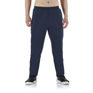 Pantalones y Tights Tenis Hombre Fila Pro 3 Pantalones  Peacoat Blue FBM211044100