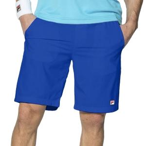 Pantaloncini Tennis Uomo Fila Santana 9in Pantaloncini  Blue Iolite FBM1420051400