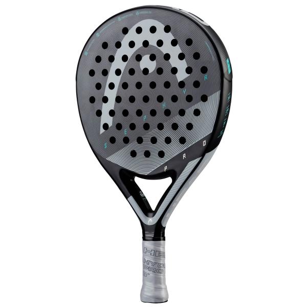 Head Graphene 360 Zephyr Pro Padel - Black/Grey