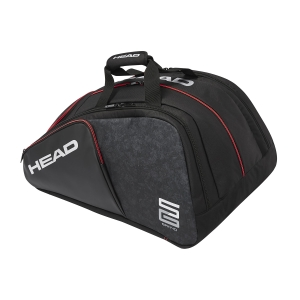 Padel Bag Head Alpha Sanyo Monstercombi Bag  Black/Flame 283571 BKFL