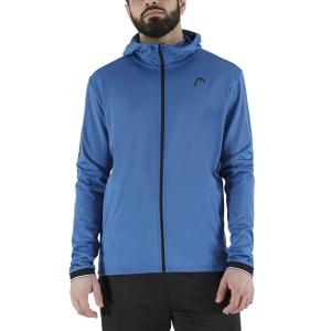 Men's Tennis Shirts and Hoodies Head Breaker Hoodie  Blue 811471BL