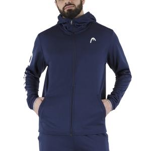 Men's Tennis Shirts and Hoodies Head Breaker Hoodie  Dark Blue 811471DB