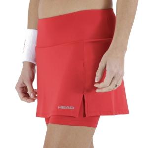 Skirts, Shorts & Skorts Head Club Basic Skirt  Red 814399RD
