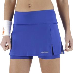 Skirts, Shorts & Skorts Head Club Basic Skirt  Royal 814399RO