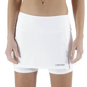 Skirts, Shorts & Skorts Head Club Basic Skirt  White 814399WH