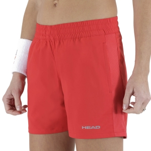 Skirts, Shorts & Skorts Head Club 5in Shorts  Red 814379RD