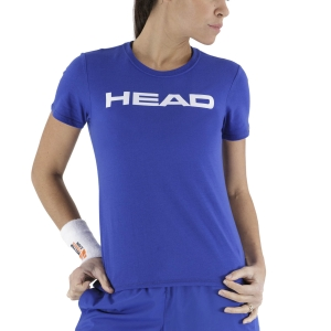 Maglietta Tennis Uomo Head Club Lucy Maglietta  Royal/White 814400ROWH