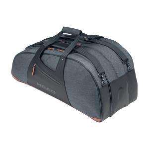 Tennis Bag Head Women's Combi Bag  Anthrazit/Terra 284020 ANTC