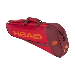 Tennis Bag Head Core x 3 Pro Bag  Red 283411 RDRD