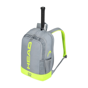 Padel Bag Head Core Backpack  Grey/Neon Yellow 283421 GRNY