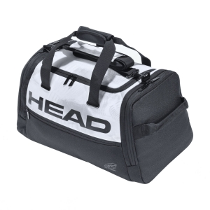 Tennis Bag Head Djokovic Duffle  White/Black 283141 WHBK