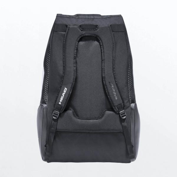 Head Djokovic x 12 Monstercombi Bag - White/Black