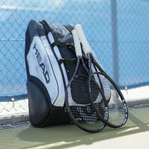 Head Djokovic x 12 Monstercombi Borsa - White/Black