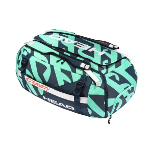 Tennis Bag Head Gravity RPet Duffle  Teal/Navy 283580 TENV