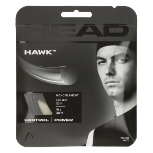 Monofilament String Head Hawk 1.30 Set 12 m  Black 281103 16BK