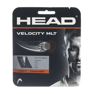 Multifilament String Head MultiPower Velocity 1.25 12 m Set  Black 281404 17BK
