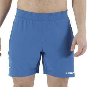 Pantalones Cortos Tenis Hombre Head Power 6in Shorts  Blue 811461BL