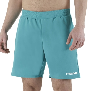 Pantalones Cortos Tenis Hombre Head Power 6in Shorts  Turquoise 811461TQ
