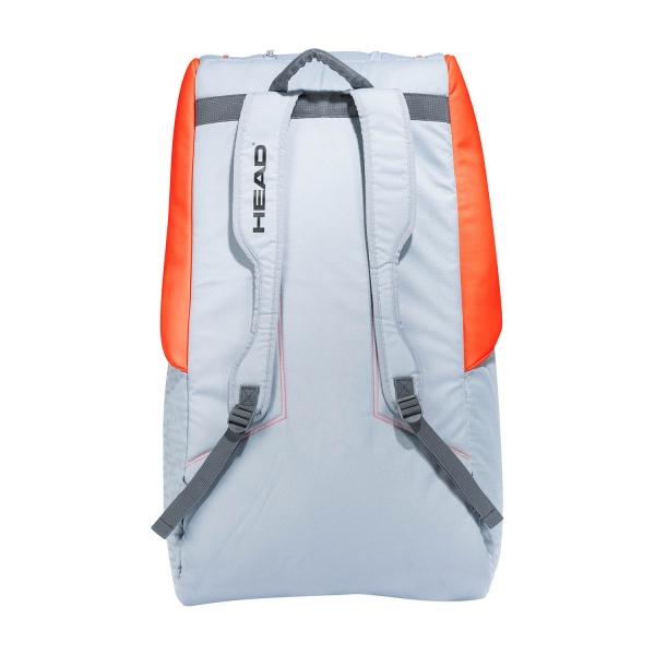 Head Radical x 12 Monstercombi Bag - Grey/Orange