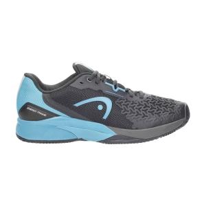 Men`s Tennis Shoes Head Revolt Pro 3.5 Clay  Raven/Capri 273131 RVCA