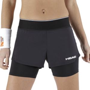 Skirts, Shorts & Skorts Head Robin 2in Shorts  Black 814351BK