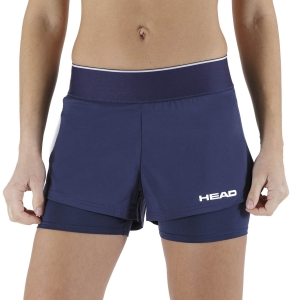 Skirts, Shorts & Skorts Head Robin 2in Shorts  Dark Blue 814351DB