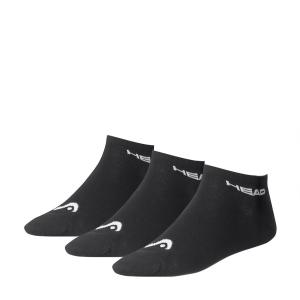 Calcetines de Tenis Head Sneaker x 3 Calcetines  Black 811934BK