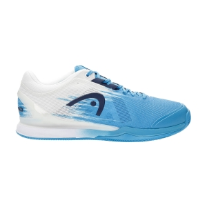 Men`s Tennis Shoes Head Sprint Pro 3.0 Clay  Ocean/White 273051 OCWH