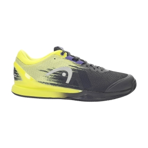 Calzado Tenis Hombre Head Sprint Pro 3.0 Clay Limited  Purple/Lime 273071 PULI
