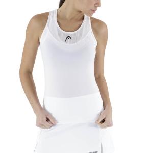 Women`s Tennis Tanks Head Tenley Tank  White 814671WH