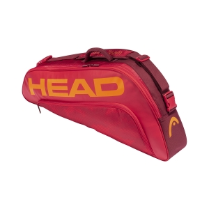 Tennis Bag Head Tour Team x 3 Pro Bag  Red 283191 RDRD