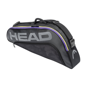 Bolsa Tenis Head Tour Team x 3 Pro Bolsa  Black/Mixed 283191 BKMX