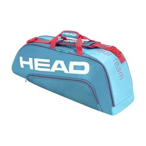 Tennis Bag Head Tour Team x 6 Combi Bag  Blue/Pink 283150 BLPK