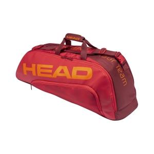 Tennis Bag Head Tour Team x 6 Combi Bag  Red 283181 RDRD