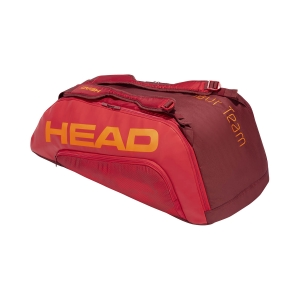 Tennis Bag Head Tour Team x 9 Supercombi Bag  Red 283171 RDRD