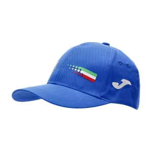 Tennis Hats and Visors Joma FIT Cap  Blue FIT400089700
